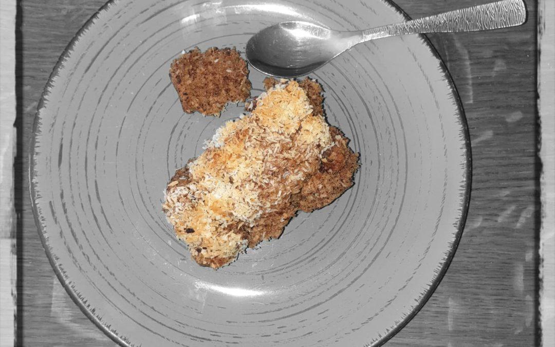 Gâteau Coco-Choco «veggie»
